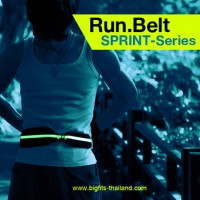 กระเป๋าวิ่ง bigfits รุ่น sprint V3 ( 2ซิป )